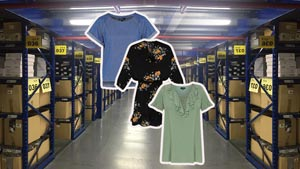 A Rare Peek Inside The Zalora Warehouse
