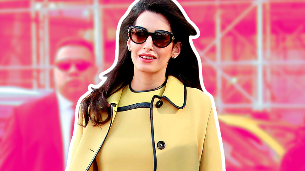 6 Things You Should've Taken Away From Amal Clooney's Speech Instead Of Her Baby Bump