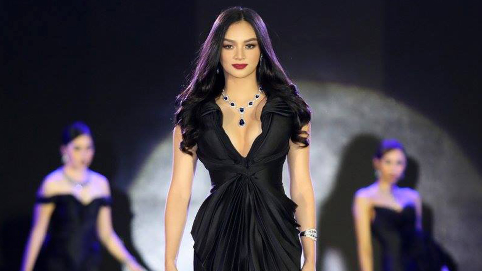 Kylie Versoza, Chesca Kramer, and More Celebs Walk for Oro China Jewelry's 50th Anniversary Show