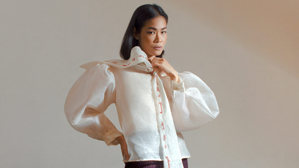 Filipino Designer Gabbie Sarenas To Show At The Vancouver Fashion Week 2017