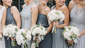 5 Wedding Color Combinations That Will Dominate 2017