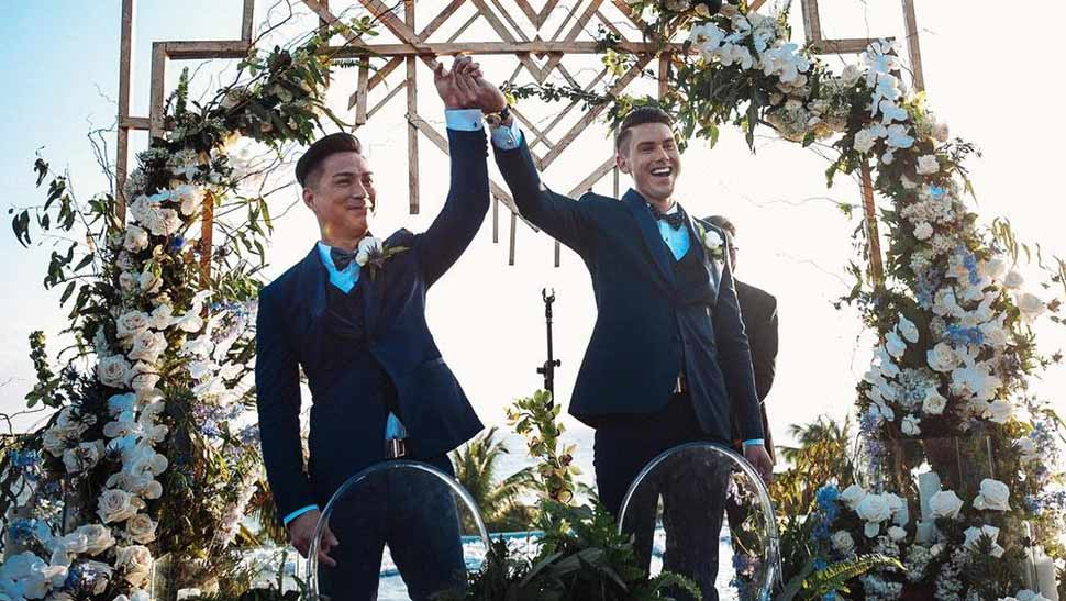 7 Things We Love About Francis Libiran And Christian Mark Jacobs' Wedding