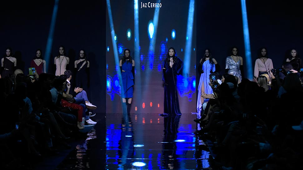 Manila Fashion Fest - The Next: Jaz Cerezo's Psyche