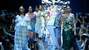 Manila Fashion Fest - The Next: Azucar's Trip To St. Tropez