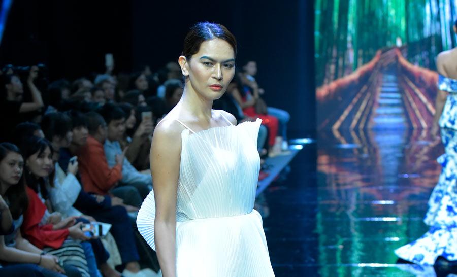 Manila Fashion Fest - The Next: Cheetah Rivera's Mu Ai