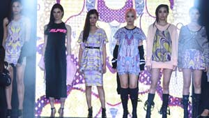 Manila Fashion Fest - The Next: Arin's Acidly Sheep