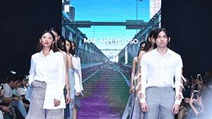 Manila Fashion Fest - The Next: Mae-ann Veloso's Une Femme Est Une Femme