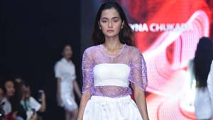 Manila Fashion Fest - The Next: Reyna Tsukada's I Ain't No Princess