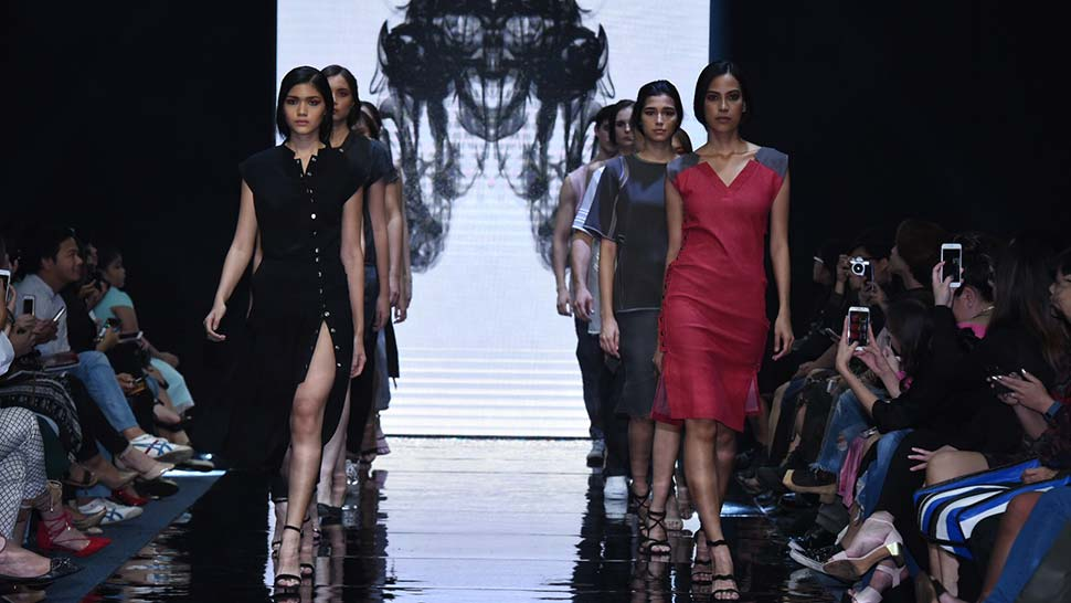 Manila Fashion Fest - The Next: CJ Martin's Fugue
