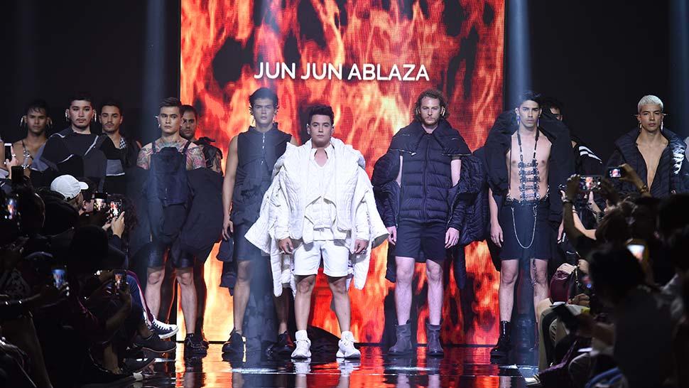 Manila Fashion Fest - The Next: Jun Jun Ablaza's Much Madness