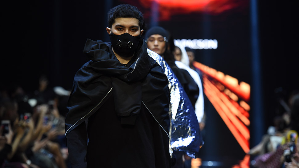 Manila Fashion Festival - The Next: Renan Pacson's The Replicants