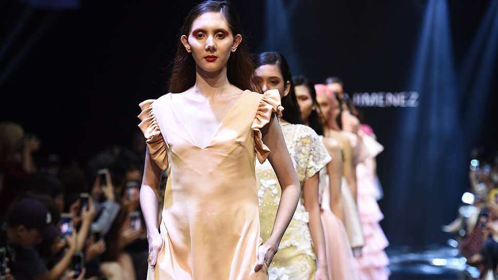 Manila Fashion Fest - The Next: Sassa Jimenez's Alice 2.5