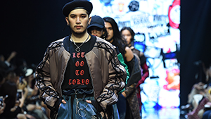 Manila Fashion Fest - The Next: Brit Tripudio's Let's Go To Tokyo