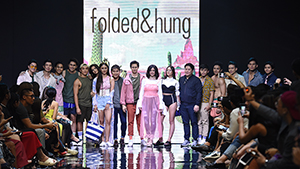 Manila Fashion Fest: The Next - Folded & Hung S/s 2017