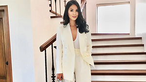 5 Polished Summer Looks We're Stealing From Heart Evangelista