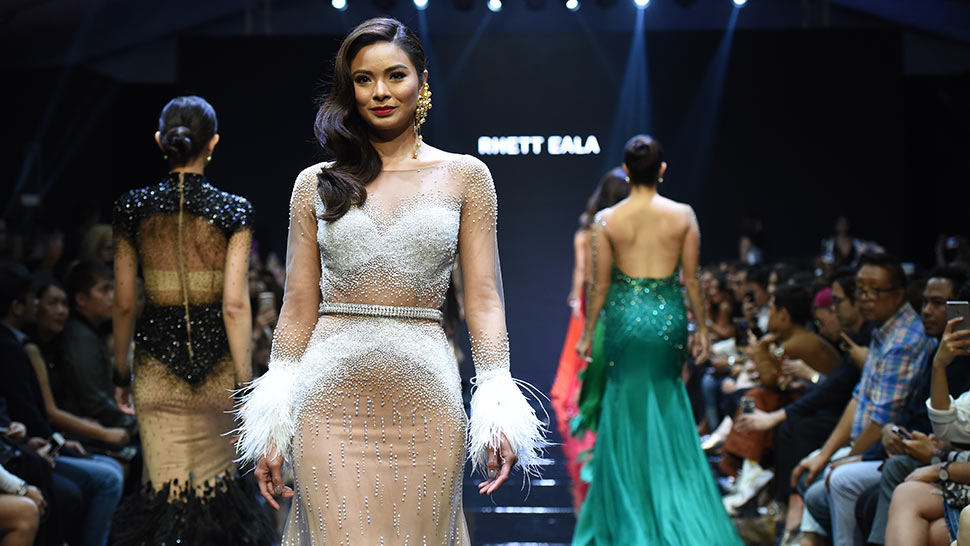 Manila Fashion Fest - The Next: Rhett Eala's Queen