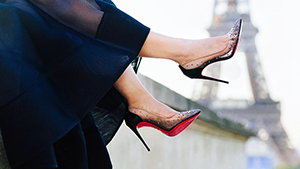 This Is The Real Reason Why Louboutin Heels Have Red Soles