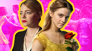 5 Times Emma Watson And Emma Stone Stunned In Contrasting Superstar Styles