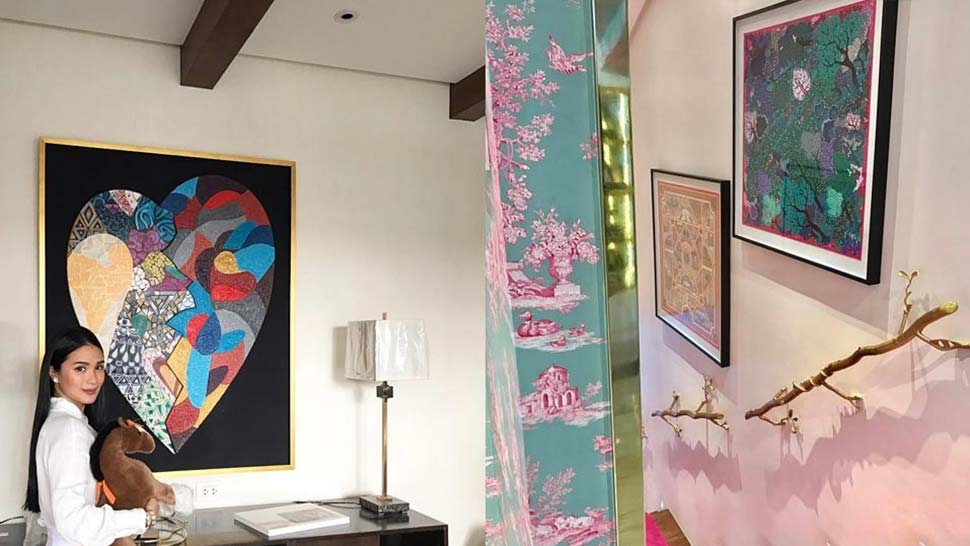 7 Details We Absolutely Love About Heart Evangelista's New Home