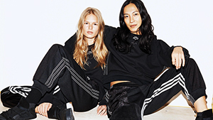 Alexander Wang's Adidas Originals Collection Is About To Drop!