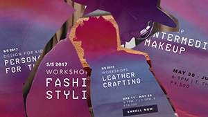 14 Fashion, Beauty And Styling Workshops You Can Enroll In This Summer