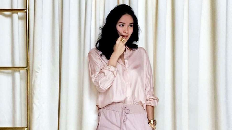 LOTD: Here's How Heart Evangelista Made Pink Look Sporty