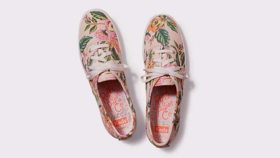 These Limited-Edition Floral Keds Are Finally in the Philippines!