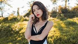 Lotd: Kryz Uy Proves It's Okay To Wear Makeup To The Beach