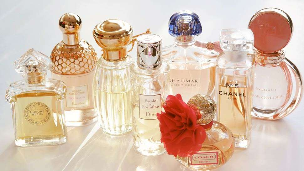 8 Photogenic Perfume Bottles You Need On Your Vanity