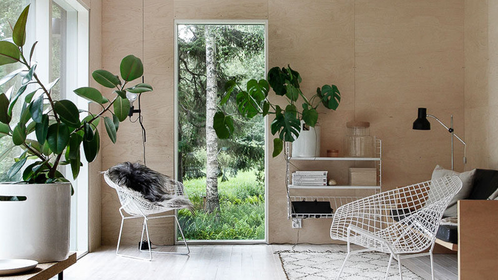 9 Stylish Ways To Decorate Your Home With Greenery