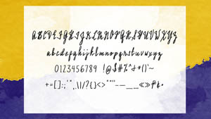 Look! The Assumption Handwriting Is Now A Font You Can Download