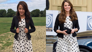 This Woman's Instagram Is Dedicated To Copying Kate Middleton's Ootds