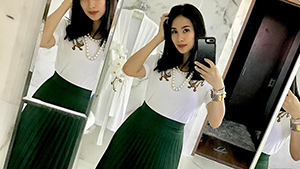 Lotd: Elegant Ways To Style Your White T-shirt, According To Heart Evangelista