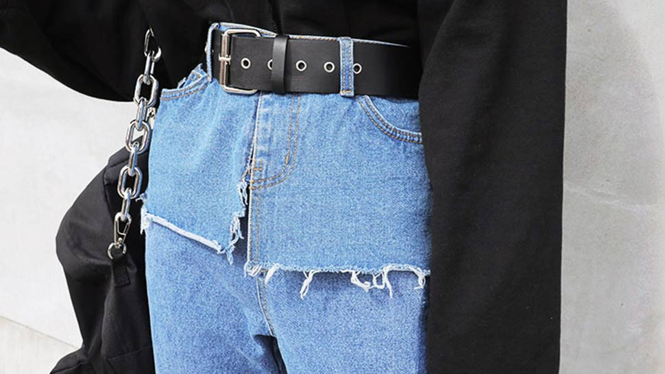 14 Pairs Of Frayed Denim Jeans You Need In Your Closet Right Now