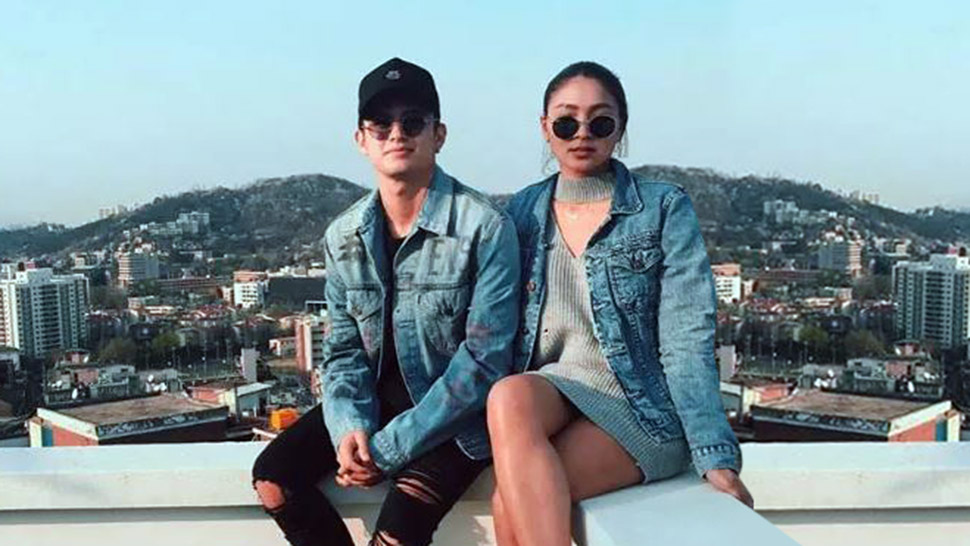 James Reid And Nadine Lustre Just Went Twinning In Korea