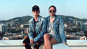James Reid And Nadine Lustre Just Went Twinning In Korea