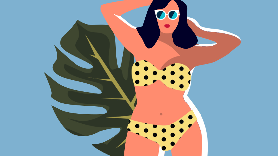 "Here's Why Even a ""Fat Chick"" Deserves to Wear a Bikini"