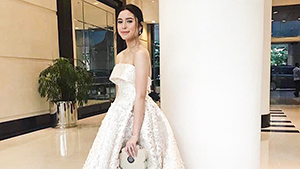 Claudia Barretto Looked Every Bit Like A Princess During Her Prom