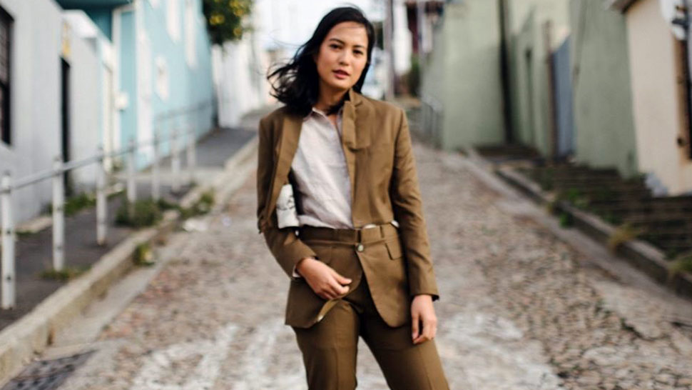 Lotd: Here's How Isabelle Daza Pulled Off A Suit In The Safari