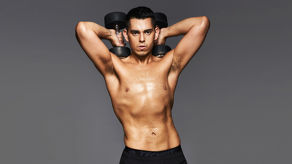 Preview Exclusive: How Raymond Gutierrez Became Our Ultimate #Fitspiration