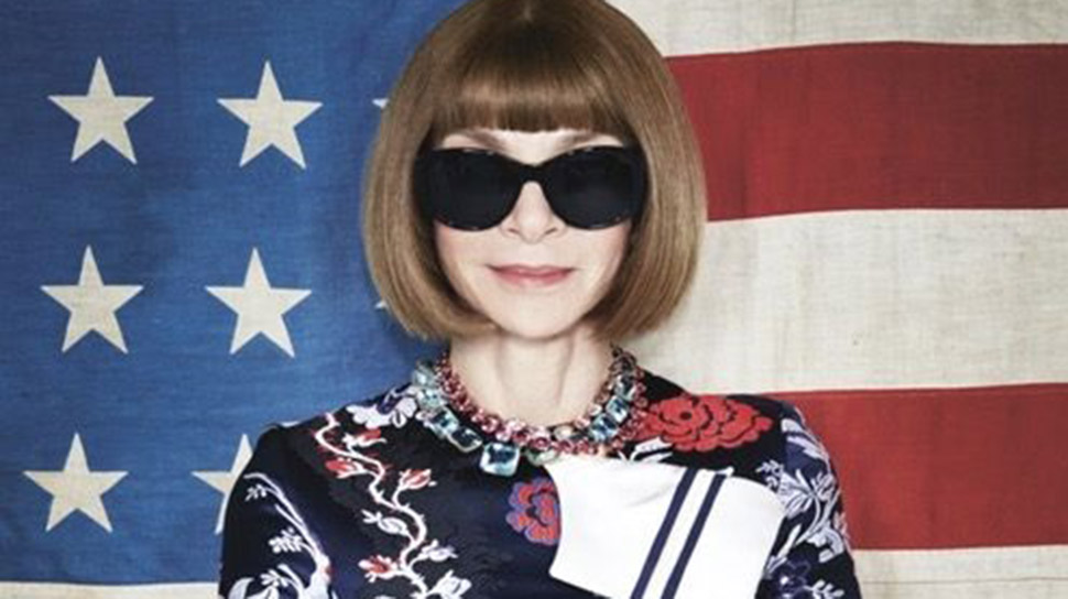 Anna Wintour Stars on the Cover of BoF Magazine's America Issue