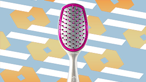 Review: This Hair Brush Helped Me Reduce Hair Fall And Breakage