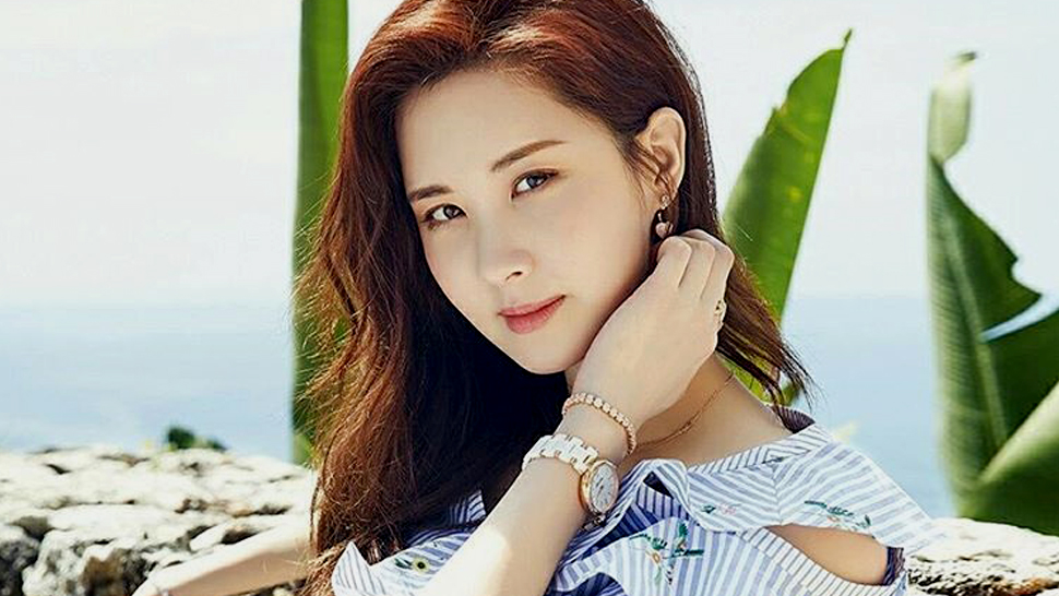 Here's A Party-ready Look We're Stealing From Seohyun Of Girls' Generation