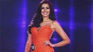 Rachel Peters Is Miss Universe-philippines 2017