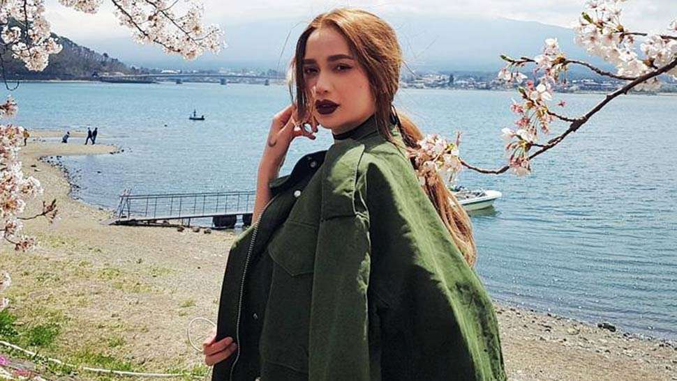 Lotd: We Finally Found Out The Exact Shade Of Lipstick Arci Muñoz Brought With Her To Japan