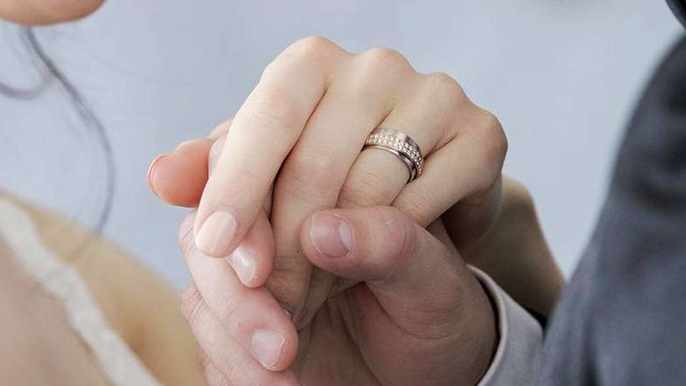 Francis Libiran Debuts His First Wedding Ring Collection