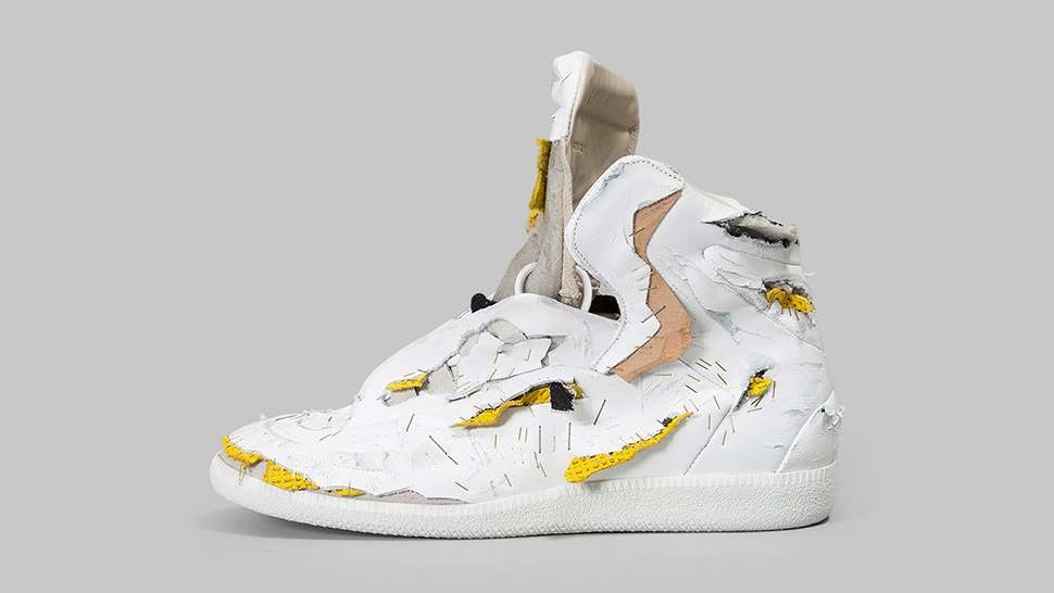 Maison Margiela Is Retailing This Destroyed Sneaker for $1425
