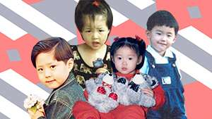 Here's How Your Favorite Korean Stars Looked Like When They Were Kids