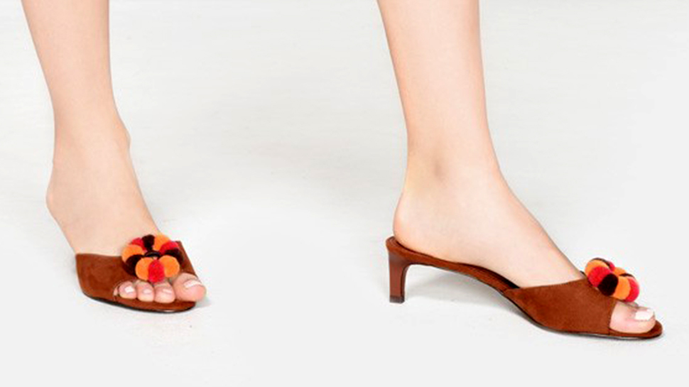 15 Pretty Pairs To Make You Fall In Love With Kitten Heels All Over Again