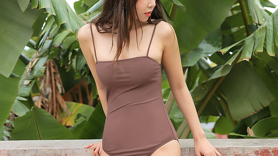 16 Nude Swimsuits For Every Skin Tone